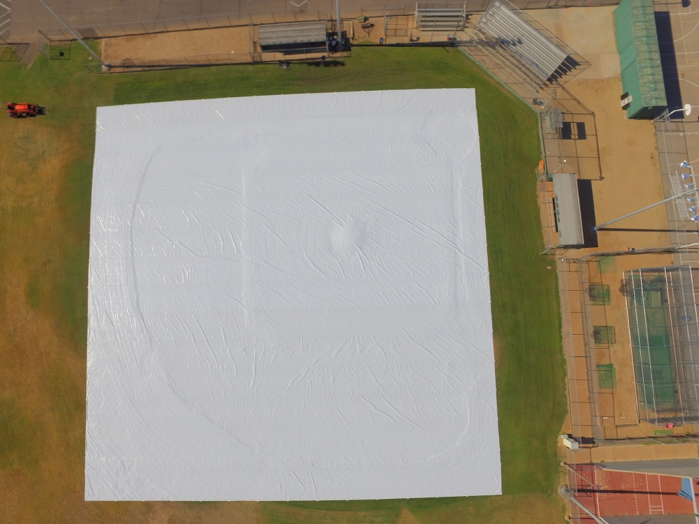 best quality athletic field liner or cover