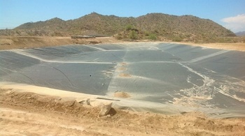 Geomembrane Pond Liners: Puncture-Resistant RPE Liners