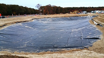 Geomembrane Liner Installation Western Environmental Liner