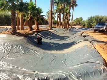 PVC Liner Material recommended for landfills