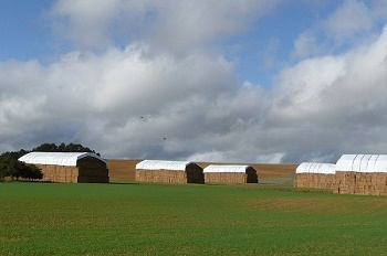 Liners And Covers Hay Covers Tarps